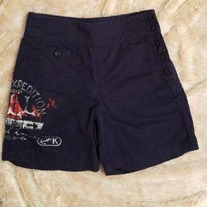 Ralph Lauren nautical shorts
